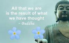 """""""Tudo o que somos é resultado do que pensamos."""" - Buddha  #now #nowmaste #namaste"""