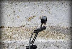 recycled scrap metal sculpture by martiensbekker.co.uk, port isaac, cornwall, uk