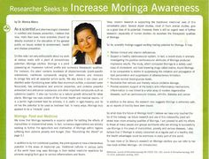 Marcu states her views on Moringa/Zija and why this Miracle tree is total nutrition for everyone young and old absorbed pure plant proteins to keep you at your top health and wellness. Health And Nutrition, Health And Wellness, Health Foods, Ground Turkey Nutrition, Miracle Tree, Juice Smoothie, Nutrition Information, Weight Management, Cancer