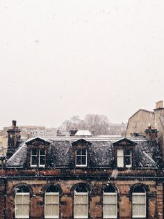 Edinburgh On Winter! Foto Portrait, All Nature, Adventure Is Out There, Oh The Places You'll Go, Photos, Pictures, Winter Wonderland, Beautiful Places, Scenery