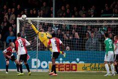 Kenneth Vermeer, Netherlands (#Ajax, #Feyenoord, #Netherlands) #soccer #goalkeeper #greatsaves