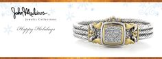 Happy Holidays from John Medeiros Jewelry Collections #jewelry