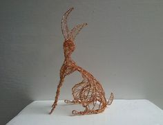 Buy Copper Hare, Sculpture by Linda Hoyle on Artfinder. Discover thousands of other original paintings, prints, sculptures and photography from independent artists.