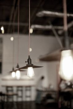 Lighting #cafe style