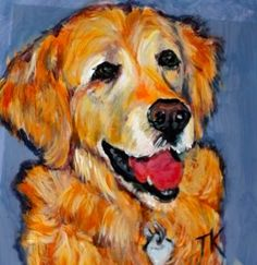 Bosco, (Acrylic, 5 x Pets, Painting, Animals And Pets, Painting Art, Paintings, Paint, Draw