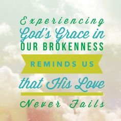 His love is the greatest