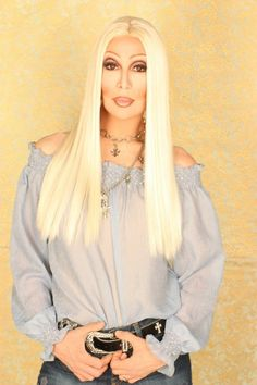 Chad Michaels - Cher impersonator and Drag Queen extraordinaire!