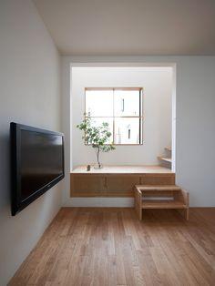 tato architects/yo shimada: house of futakoshinchi