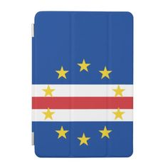 Flag of Cape Verde iPad mini Cover