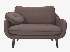 we need a small compact sofa in the breakfast room. will probably only buy this once room done because im still not sure if it will fit. I like this but way too expensive so if you know anywhere to get this more reasonable, I will be interested