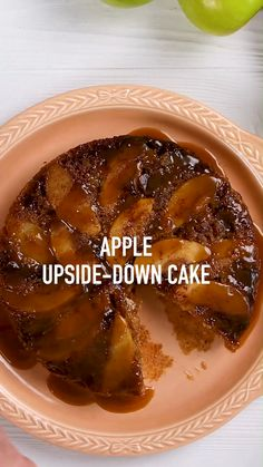 Apple Dessert Recipes, Fun Baking Recipes, Sweet Recipes, Cooking Recipes, Dessert Recipe Video, Baked Apple Dessert, Buzzfeed Tasty, How Sweet Eats, Baked Apples