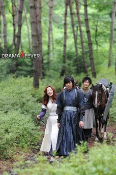 First kdrama ever watch but on Hulu instead of dramafever but thanks to Hulu I discover dramafever