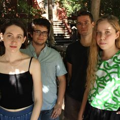 Intelligently awkward, blatantly realistic, lo-fi pop music to get lost in. Sounds that mesmerize and start conversations. 3 Reasons Why Frankie Cosmos.