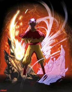 Benders exist in the world of Avatar: The Legend of Aang (aka Avatar: The Last Airbender) and Avatar: The Legend of Korra. Benders can bend one specific element (Water, Earth, Fire or Air). The Avatar is able to bend all four elements as well as a fifth element.