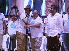 El adiós a las armas de las FARC para entrar en la política - Publimetro Colombia