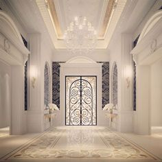 Entrance Lobby design by IONS DESIGN