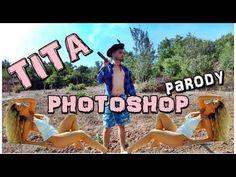 TITA - PHOTOSHOP ( ПАРОДИЯ ) - YouTube