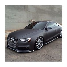 Audi S5 - via @LuxuryLifestyleMagazine  Check out @LuxuryLifestyleMagazine for more !  Photo by @AudiS5FX