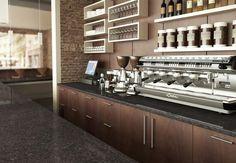 Caesarstone 4260 Cocoa Fudge