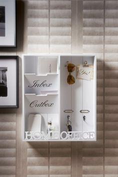 Rivièra Maison Webstore - Accessoires | Home/Office | Diverse Home/Office | Home Office Hanging Organizer