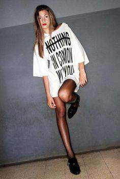 Como montar looks sexy pra balada usando a sua T-shirt » Fashion Break