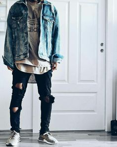 Simple Tips and Tricks: Urban Wear Life urban fashion hip hop streetwear.Classy … Simple Tips and Tricks: Urban Wear Life urban fashion hip hop streetwear. Outfits Hipster, Stylish Mens Outfits, Urban Outfits, Urban Apparel, Urban Fashion, Trendy Fashion, Mens Fashion, Fashion Art, Fashion Clothes