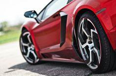 Lamborghini Aventador van Mansory