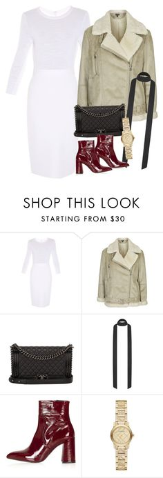 """""""Untitled #2279"""" by erinforde ❤ liked on Polyvore featuring Givenchy, Topshop, Chanel, Burberry, women's clothing, women's fashion, women, female, woman and misses"""