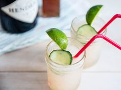 There's nothing complicated about making this frosty drink, but the idea—from Rob Krueger of Brooklyn's Extra Fancy—is pretty darn brilliant.