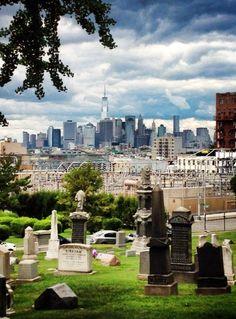 Battle of Brooklyn, Greenwood Cemetery, Brooklyn, NY