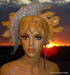 Hey, I found this really awesome Etsy listing at https://www.etsy.com/ru/listing/246099563/sun-and-moon-headdress-kentucky-derby