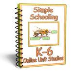 Simple Schooling Online Science Unit Studies (kids enjoyed the sample bee unit)