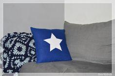 poduszka, gwiazda