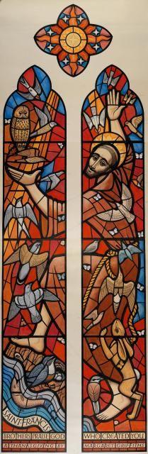 St Francis by John Petts