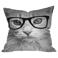 Hippest Cat Pillow