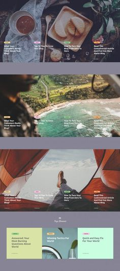Decision Free PSD Landing Page