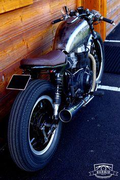 Honda CM400T 1980 Café Racer - Bratstyle - EGERIE MOTO - www.egerie-moto.com