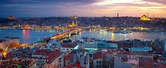 Istanbul is the only city in the world which is found in two major continents, Europe and Asia. It has both contemporary and classic touch.