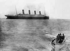 April 1912. Titanic's last photograph.