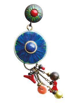 Earrings by NATURE bijoux