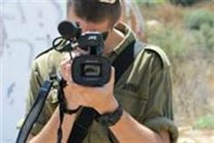 IDF Combat camerman--a new unit in the IDF