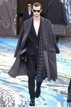 Le défilé Louis Vuitton homme automne-hiver 2014-2015|3