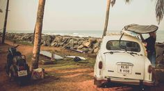 HOALEN / SOUL & SURF / WELCOME TO INDIA