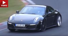 2017 Porsche 911 GTS trifft die Nürburgring es muss ein 6sp Handbuch? Nurburgring Porsche Porsche 911 Porsche Videos Video