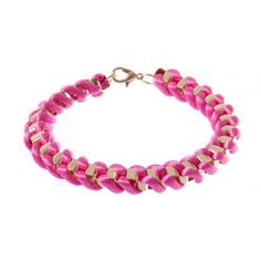 Best DIY Ideas Jewelry:    Colette by Colette Hayman Glam Friendship Chain Bracelet    -Read More –