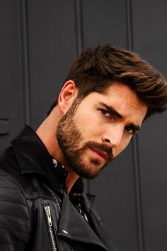 inspiration for Bond Mens Hairstyles With Beard, Cool Hairstyles For Men, Haircuts For Men, Men's Haircuts, Hairstyle Men, Wet Hairstyles, Hairstyle Ideas, Wedding Hairstyles, Nick Bateman
