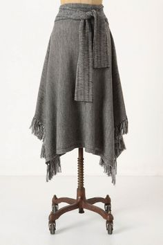 Sweater skirt from Anthropologie