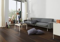We offer a price match guarantee on engineered oak flooring from Boen, one of the UKs top wood flooring brands! Natural Wood Flooring, Solid Wood Flooring, Stone Flooring, Engineered Parquet Flooring, Interior Styling, Furniture, Home Decor, Apt Ideas, One And Only