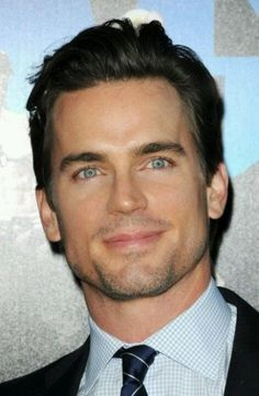 His eyes....omg! | Matt Bomer |