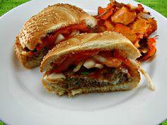 com the burger deluxe recipe bon appétit the ba burger deluxe ...